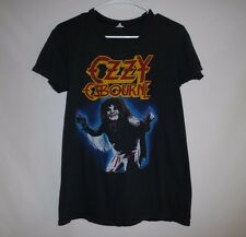 Ozzy Osbourne Authentic Original 1981 Vintage Rock Band Concert T-Shirt Large