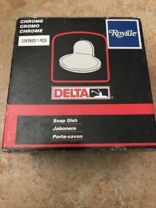 Delta Soap Dish 74023C Chrome