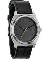 NEW Nixon Time Teller Watch | Black Tape Model | RRP $179.99