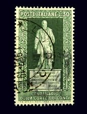 1962  Italian stamp / 100th. Anniversary of Court of Accouts /   Used