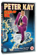 PETER KAY STAND-UP UKAY THE VERY BEST OF PETER KAY LIVE UNIVERSAL UK DVD L NEW