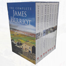 James Herriot Complete Collection Vol (1-8) Vets Might Fly 8 Books Set Brand NEW