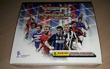 BOX BUSTINE VUOTO CARD CALCIATORI PANINI 2010/11 NUOVO EDICOLA ALBUM 2011