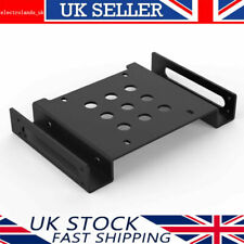 """Orico 2.5""""3.5""""inch Hard Drive HDD /SSD to PC 5.25 Bay Mounting Adapter Aluminium"""