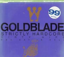 Gold Blade(CD Single)Strictly Hardcore CD2-New