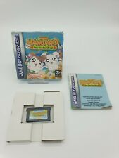 NINTENDO GAMEBOY ADVANCE GBA BOXED BOITE HAMTARO HAM-HAM HEARTBREAK EUR