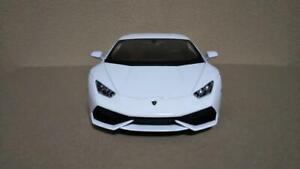 Kyosho Lamborghini Huracán LP610-4 White 1/18