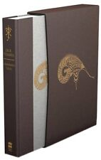 J. R. R. Tolkien Unfinished Tales - Deluxe Slipcase Hardcover Collectors Edition