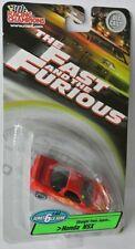 RARE Fast & Furious-Honda Acura NSX-Red/Graphics - 1:64 RACING Champions