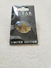 Pixar Studio Store Disney MONSTER'S UNIVERSITY MEDALLION Limited Edition Pin
