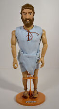 "VERY RARE Talking Simon Peter 12"" Messengers of Faith Action Figure Doll"