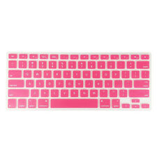 "15 Colors Silicone Keyboard Cover Skin for Apple Macbook Pro MAC 13"" 15"" 17"" US"