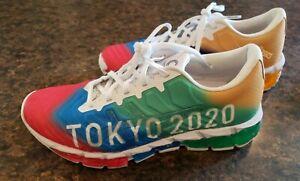 Tokyo 2020 Olympic ASICS GEL-QUANTUM 360 5 Multicolor US 6