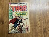 Journey into Mystery #104 (May 1964, Marvel)  - GIANTS WALK THE EARTH.. THOR