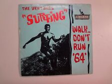 "VENTURES:Surfing With The Ventures-India 7"" 60's Liberty Records LEP.2186 EP PCV"