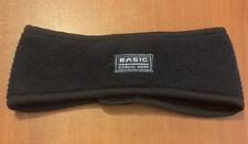 Basic Casual Ski Snowboarding Headband In Black Onesize Unisex