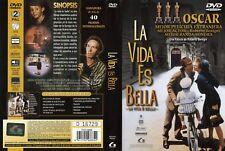 LA VIDA ES BELLA. dvd.