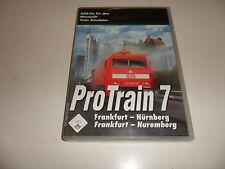 PC  Train Simulator - Pro Train 7 Nürnberg-Frankfurt