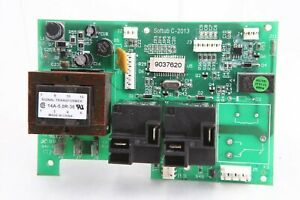 Softub Control Unit Circuit Board C-2013 Replacement