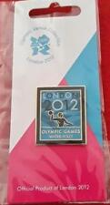 Olympics London 2012 Venue Sports Logo Pictogram Pin - Water Polo - code 1725