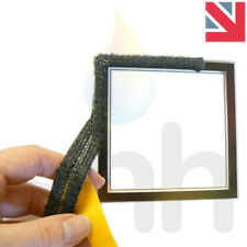 Flat Stove Rope Glass Gasket Fire Seal Tape 17mm Wide x 2mm Self Adhesive Ladder