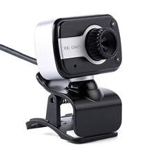 480P USB2.0 HD Webcam Camera Web Cam With Mic Use For Computer PC Laptop Desktop