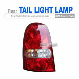 OEM Parts Rear Tail Light Lamp Assembly Left for SSANGYONG 2006 - 2012 Rexton