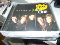 Plus One CD The Promise 2000 Atlantic Records NEW SEALED SMOKE FREE FREE SHIP