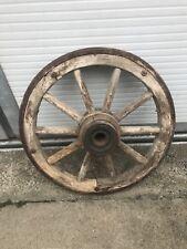 Ruota Antica Di Carro