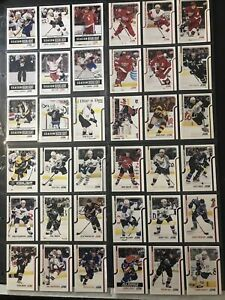 36 Pc Lot 2011 Panini-Score Hockey Cards, Season Highlight, See Scan, Free Ship!