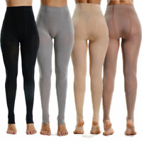 240lbs Plus Size Women Lady Warm Pantyhose Socks Stirrup/Footed Stockings Tights