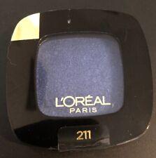 L'Oreal Colour Riche Gel-to-Powder Eyeshadow 211 Grand Bleu New Sealed