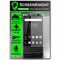 ScreenKnight BlackBerry KEYone SCREEN PROTECTOR - Military shield