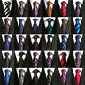 Fashion Mens Classic 100% Silk Tie Necktie Striped JACQUARD WOVEN Neck Ties HOT