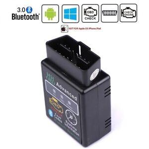 OBDLINK® MX BLUETOOTH OBD2 Scan with installation CD