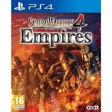 Samurai Warriors 4 Empire Jeu Ps4 Koch Media