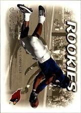 2000 SkyBox Dominion #198 Thomas Jones RC Rookie Cardinals Virginia