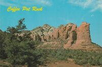 "*Arizona Postcard-""Coffee Pot Rock"" ...Unusual Rock Formation- /Sedona, AZ./"