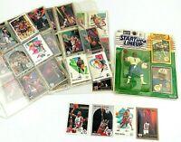 Lot of 90+ BASKETBALL CARDS 1990-91 Skybox Jordan, Barkley/ Starting Lineup Moon