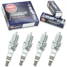 4 pcs NGK Iridium IX Spark Plugs for 2004-2006 Scion xA 1.5L L4 - Engine Kit ju