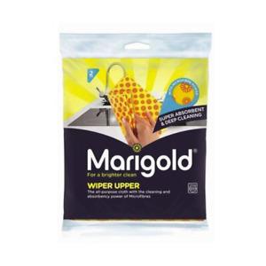 Marigold Wiper Upper Super Absorbent, All Purpose Cloth - 2 Pack - 34x34cm