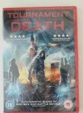 58700 DVD - Tournament Of Death [NEW / SEALED]  2017  HFR 0489