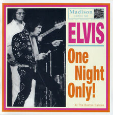 Elvis Presley - One Night Only - Original/ NEW Condition CD - MADISON - 10.11.71