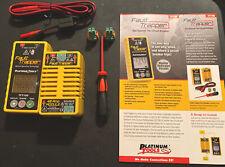 Platinum Tools TFT100 Fault Trapper Meter Kit