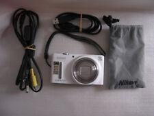 Nikon Coolpix S9600 Camera White
