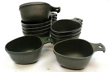GENUINE SWEDISH ARMY KUKSA CUP for use with TRANGIA COOKING SET