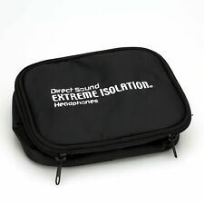 Used Direct Sound Extreme Isolation Headphone Bag