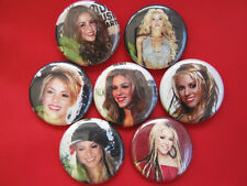 Shakira 7 pins buttons badges The Voice Favorite Judge