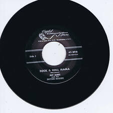 ROY JAMES - ROCK & ROLL MAMA / I'LL ALWAYS BE HAPPY (Monster ROCKABILLY BOPPERS)