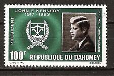 Dahomey # C30 Used U.S. President John Kennedy Memorial